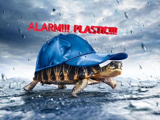 turtally sick ALARM! PLASTIC